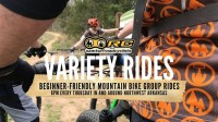 OORC Variety Ride - Lake Fayetteville